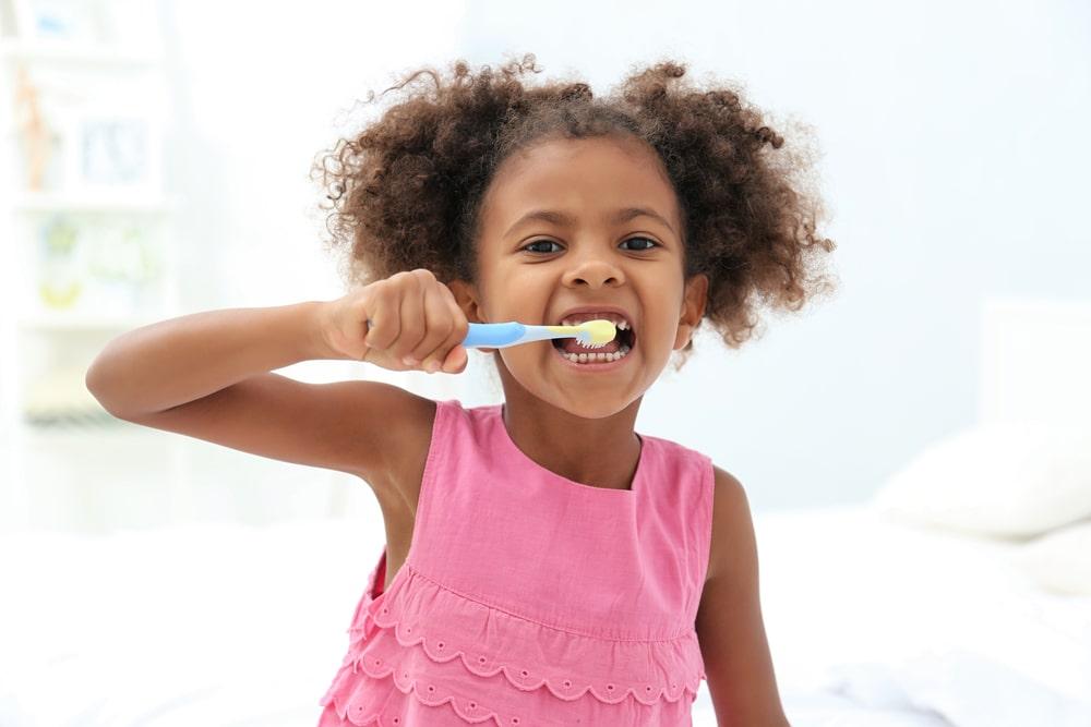 La santé buccodentaire des enfants