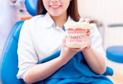 La perte de dents chez les adultes